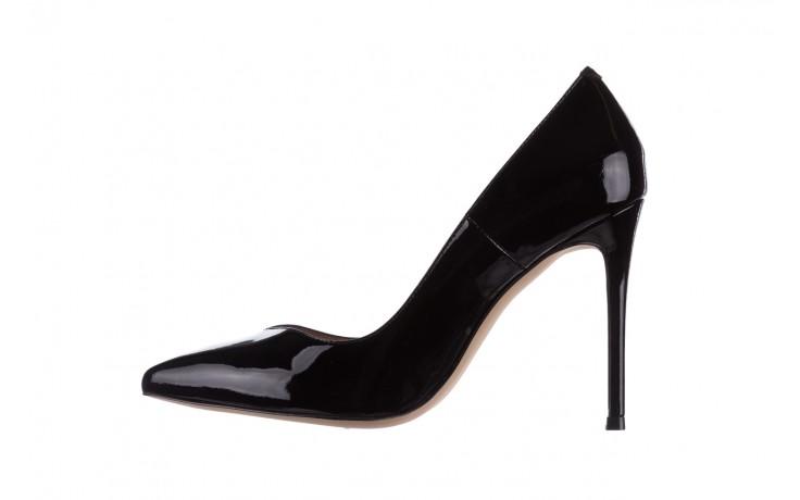 Szpilki bayla-182 17105 czarny lakier, skóra naturalna lakierowana  - do szpica - szpilki - buty damskie - kobieta 2