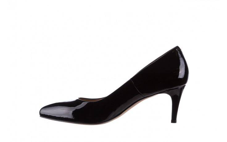Czółenka bayla-182 6168 czarny lakier, skóra naturalna lakierowana  - skórzane - szpilki - buty damskie - kobieta 2