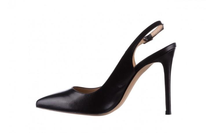 Sandały bayla-182 18122 czarne lico, skóra naturalna  - skórzane - szpilki - buty damskie - kobieta 2