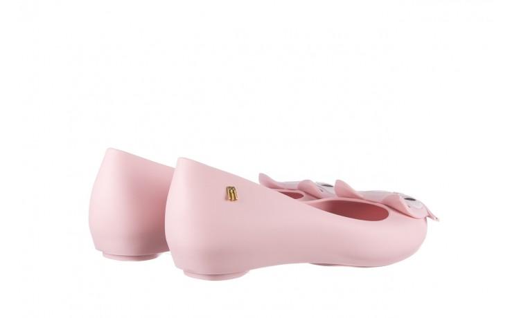 Baleriny melissa ultragirl cat ii ad pink, róż, guma - baleriny - melissa - nasze marki 3