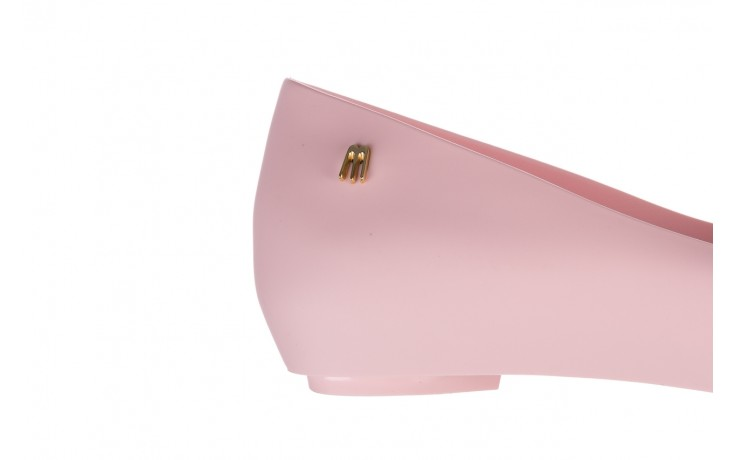 Baleriny melissa ultragirl cat ii ad pink, róż, guma - baleriny - melissa - nasze marki 6