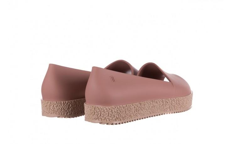 Baleriny melissa puzzle ad pink beige, róż, guma - melissa - nasze marki 3