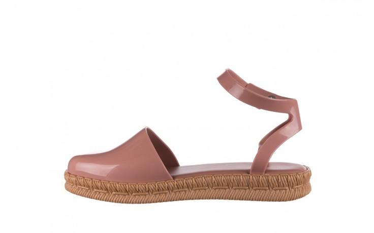 Sandały melissa espadrille + jason wu ad pink beige, róż, guma - melissa - nasze marki 2