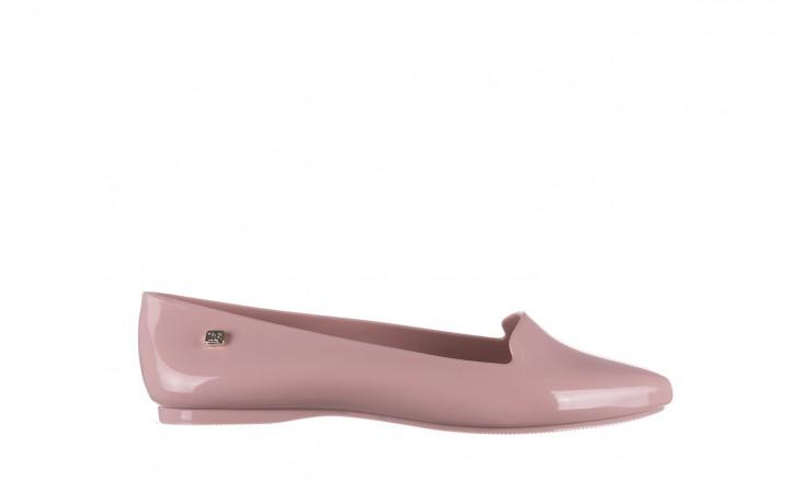 Baleriny t&g fashion 22-1444999 rosa, róż, guma - gumowe - baleriny - buty damskie - kobieta