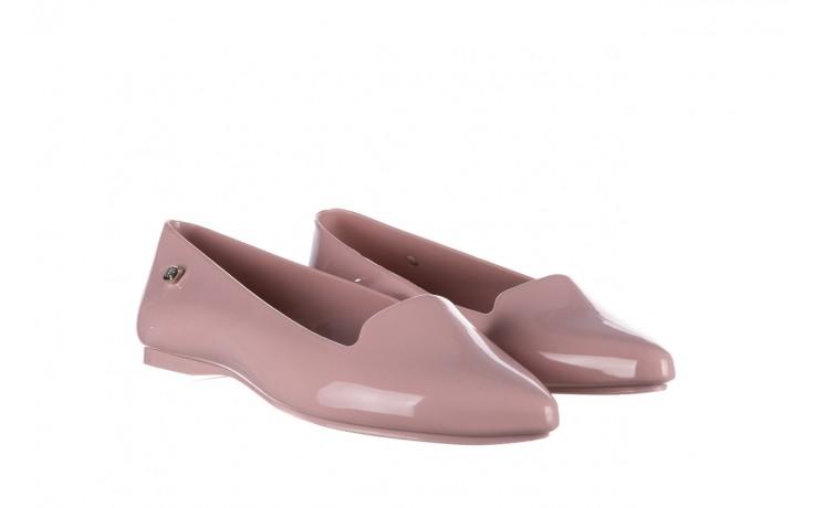 Baleriny t&g fashion 22-1444999 rosa, róż, guma - gumowe - baleriny - buty damskie - kobieta 1