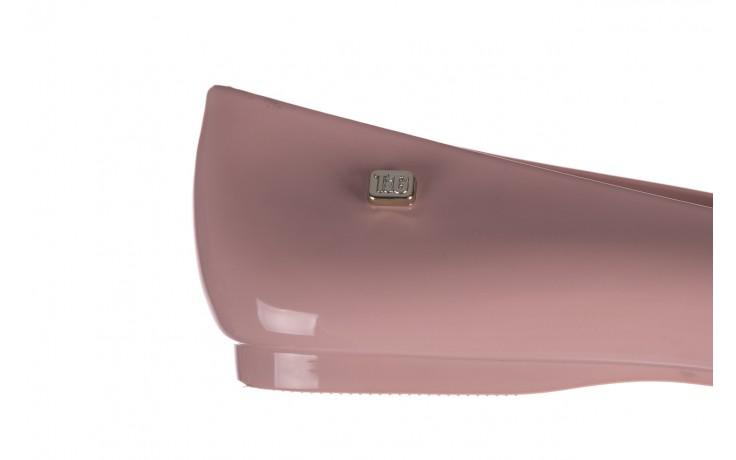 Baleriny t&g fashion 22-1444999 rosa, róż, guma - gumowe - baleriny - buty damskie - kobieta 6