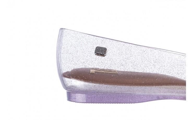 Baleriny t&g fashion 22-1444997 prata, srebro, guma  - tg - nasze marki 5