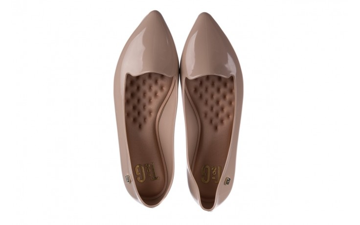 Baleriny t&g fashion 22-1444999 nude, beż, guma - tg - nasze marki 4
