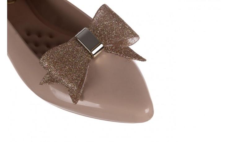 Baleriny t&g fashion 22-1448315 nude, beż, guma - tg - nasze marki 5