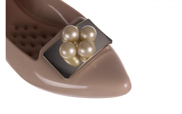 Baleriny t&g fashion 22-1448846 nude, beż, guma 5