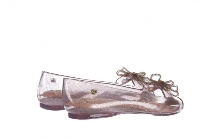 Baleriny t&g fashion 22-1444997 ouro, złoty, guma - tg - nasze marki 3