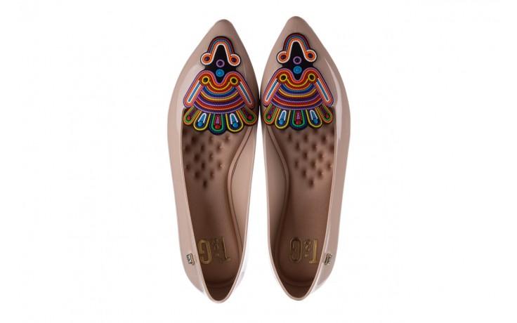 Baleriny t&g fashion 22-1444998 nude, beż, guma - tg - nasze marki 4