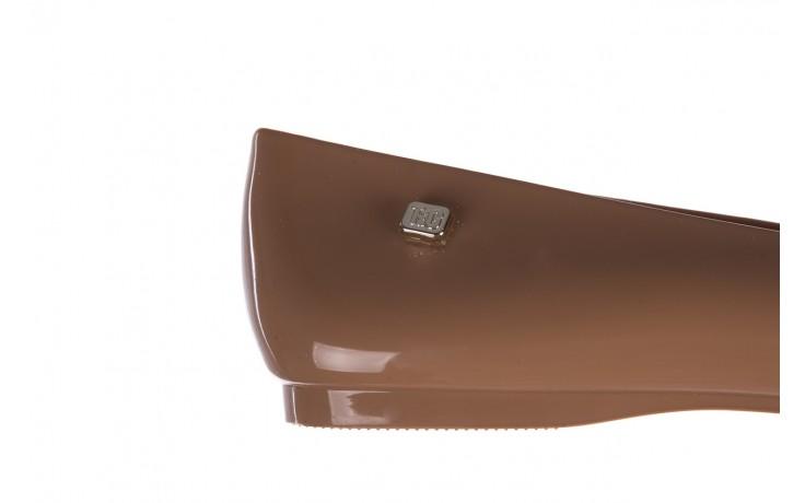 Baleriny t&g fashion 22-1448315 camel, brąz, guma - tg - nasze marki 6