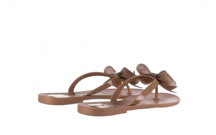 Klapki t&g fashion 22-1368315 camel, brąz, guma - tg - nasze marki 3