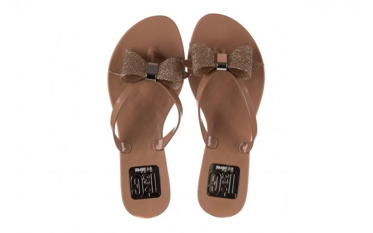 Klapki t&g fashion 22-1368315 camel, brąz, guma - tg - nasze marki 4