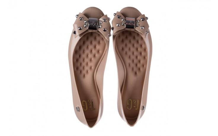 Baleriny t&g fashion 22-1458679 nude, beż, guma - baleriny - dla niej  - sale 4