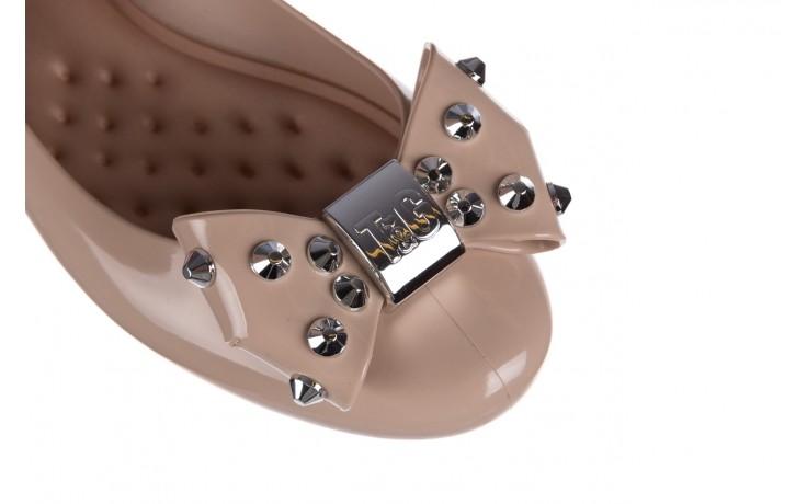 Baleriny t&g fashion 22-1458679 nude, beż, guma - baleriny - dla niej  - sale 5