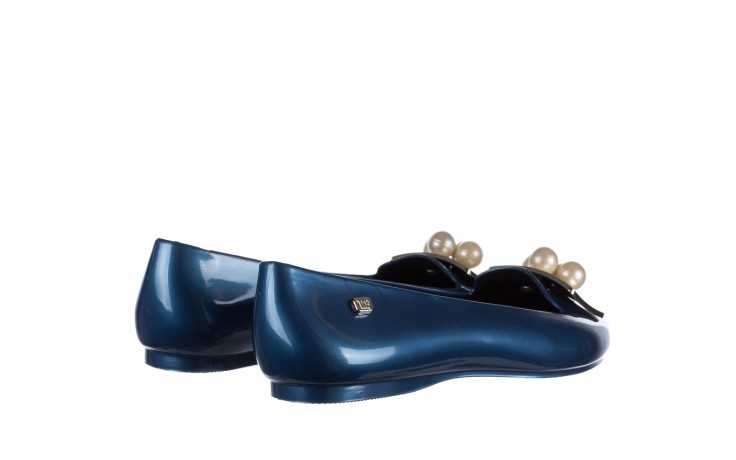 Baleriny t&g fashion 22-1448846 azul nautico, niebieski, guma - tg - nasze marki 3