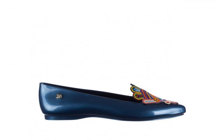 Baleriny t&g fashion 22-1444998 azul nautico, niebieski, guma - tg - nasze marki