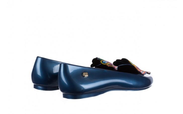 Baleriny t&g fashion 22-1444998 azul nautico, niebieski, guma - tg - nasze marki 3