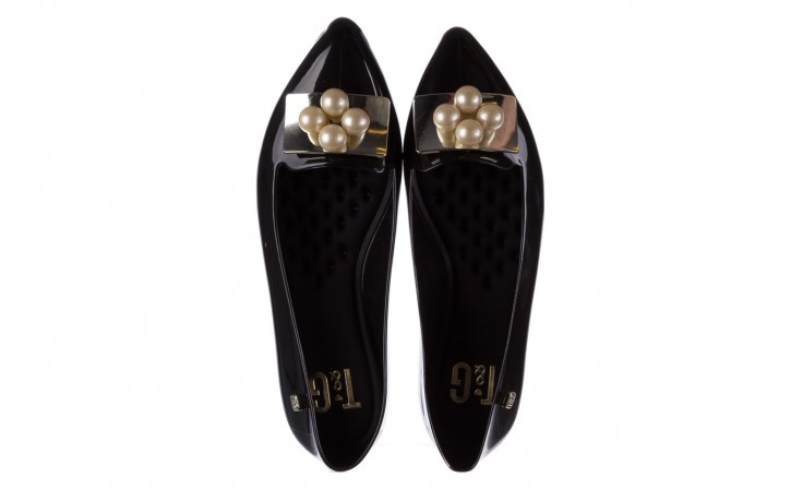 Baleriny t&g fashion 22-1448846 black, czarny, guma - tg - nasze marki 4