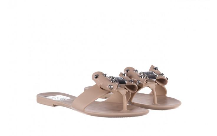 Klapki t&g fashion 22-1348679 nude, beż, guma - tg - nasze marki 1