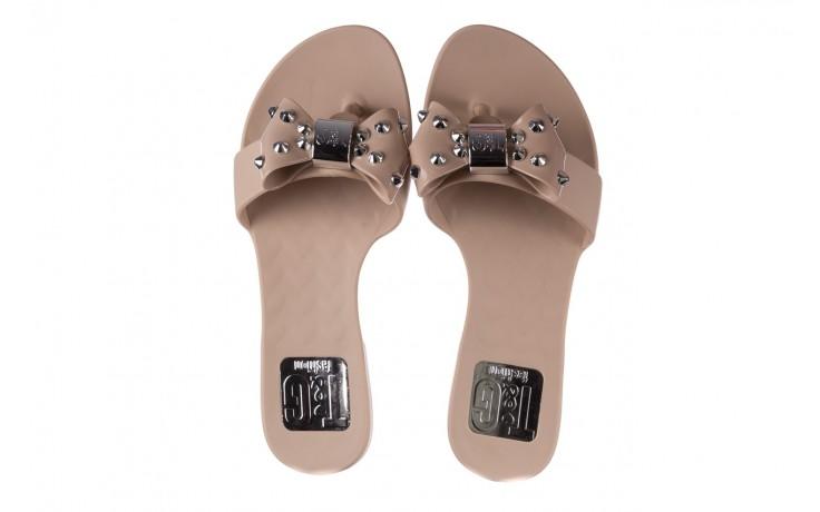 Klapki t&g fashion 22-1348679 nude, beż, guma - tg - nasze marki 4