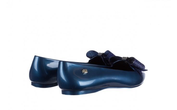Baleriny t&g fashion 22-1448315 azul nautico, niebieski, guma - baleriny - dla niej  - sale 3