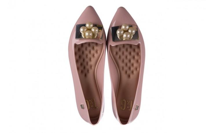 Baleriny t&g fashion 22-1448846 rosa, róż, guma - tg - nasze marki 4