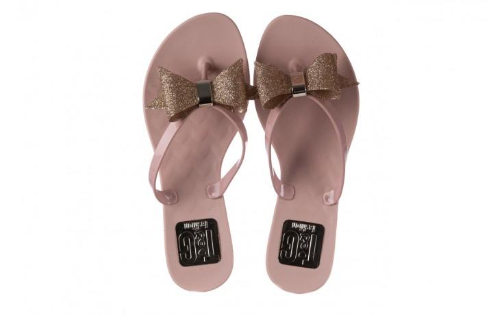 Klapki t&g fashion 22-1368315 rosa, róż, guma - klapki - buty damskie - kobieta 4