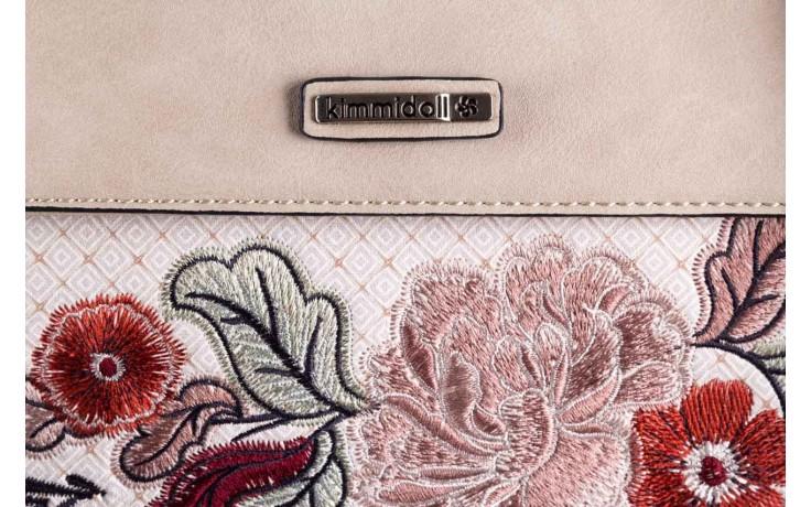 Torebka kimmidoll 28613-01 beż, skóra ekologiczna  - kimmidoll - nasze marki 5