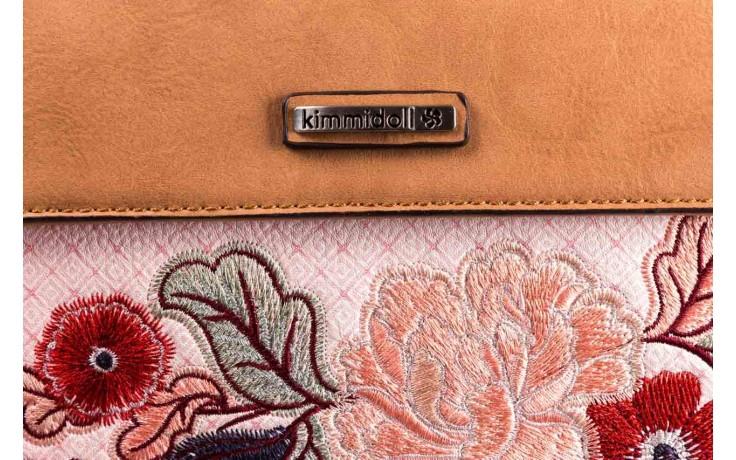 Torebka kimmidoll 28613-01 róż, skóra ekologiczna 5