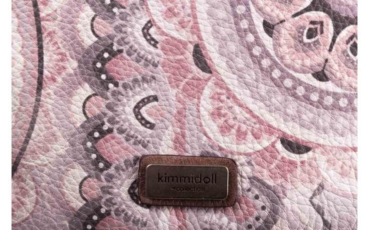 Plecak kimmidoll 28625-01 beż, skóra ekologiczna  - kimmidoll - nasze marki 4