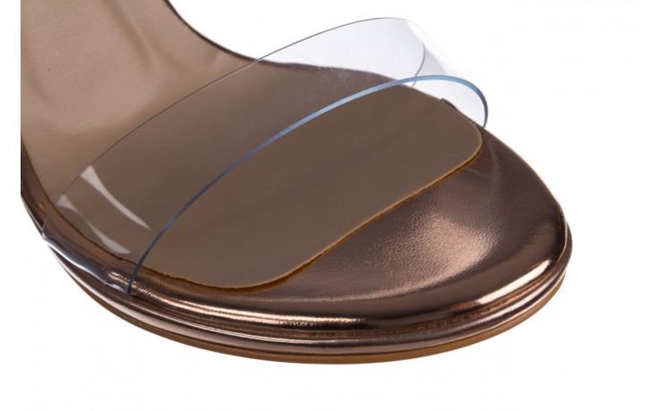 Sandały bayla-187 589-571 róż, skóra ekologiczna 6