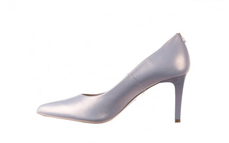 Czółenka bayla-056 7064-1448 szary perła 20, skóra naturalna  - szpilki - buty damskie - kobieta 2