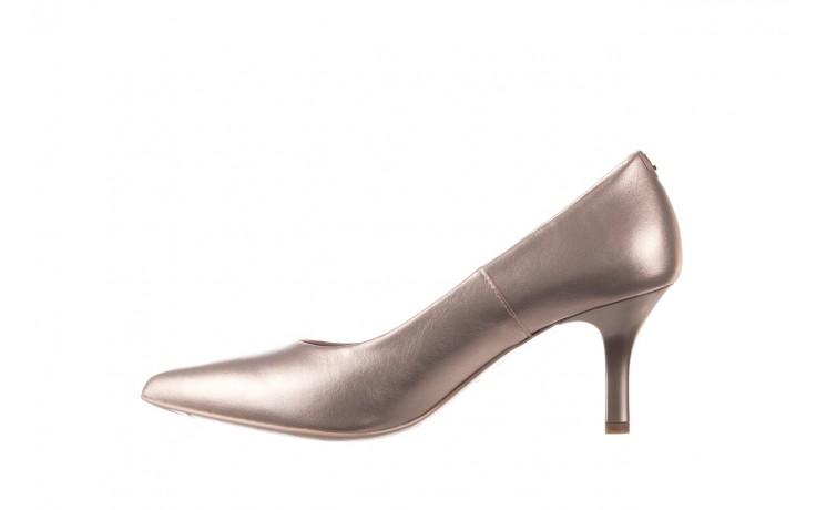 Czółenka bayla-056 9117-1099 beż perła 20, skóra naturalna  - szpilki - buty damskie - kobieta 2