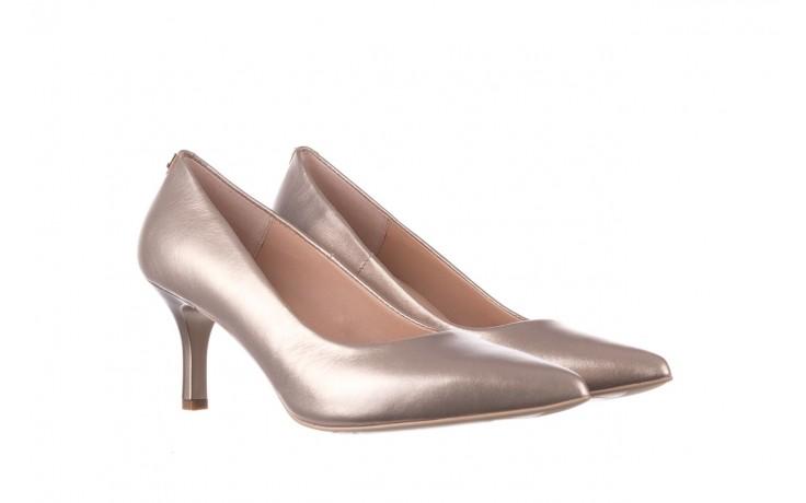 Czółenka bayla-056 9117-1099 beż perła 20, skóra naturalna  - szpilki - buty damskie - kobieta 1