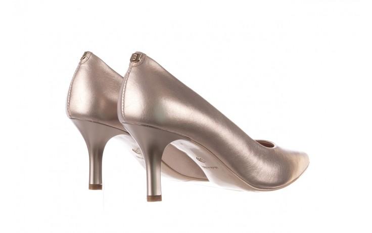 Czółenka bayla-056 9117-1099 beż perła 20, skóra naturalna  - szpilki - buty damskie - kobieta 3