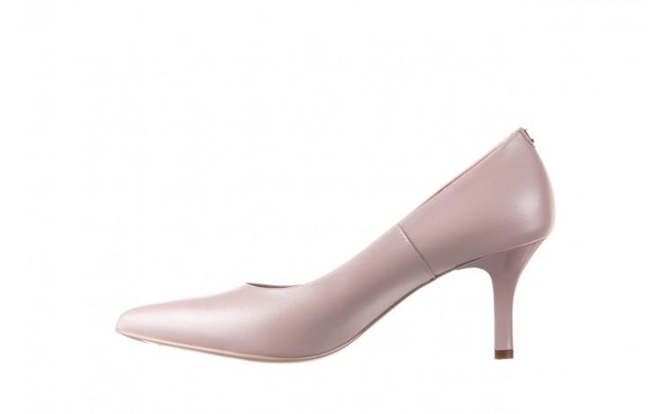 Czółenka bayla-056 9117-1460 róż perła, skóra naturalna  - skórzane - szpilki - buty damskie - kobieta 2