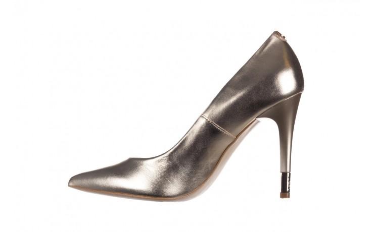 Szpilki bayla-056 2062-740 złoty, skóra naturalna  - czółenka - buty damskie - kobieta 2