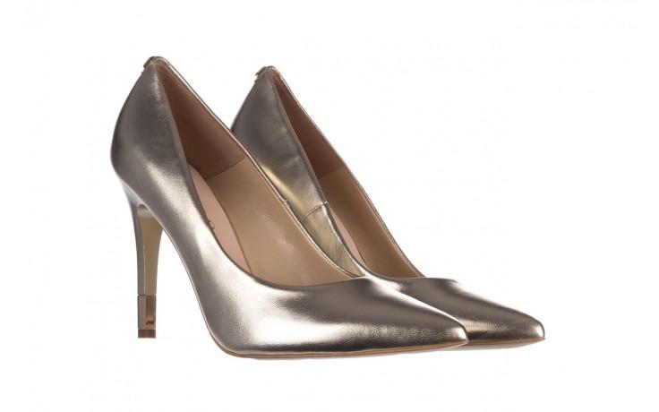 Szpilki bayla-056 2062-740 złoty, skóra naturalna  - czółenka - buty damskie - kobieta 1