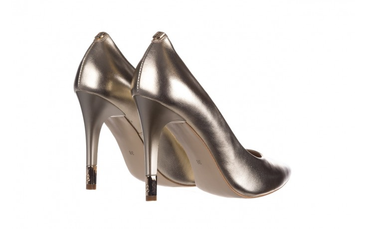 Szpilki bayla-056 2062-740 złoty, skóra naturalna  - czółenka - buty damskie - kobieta 3