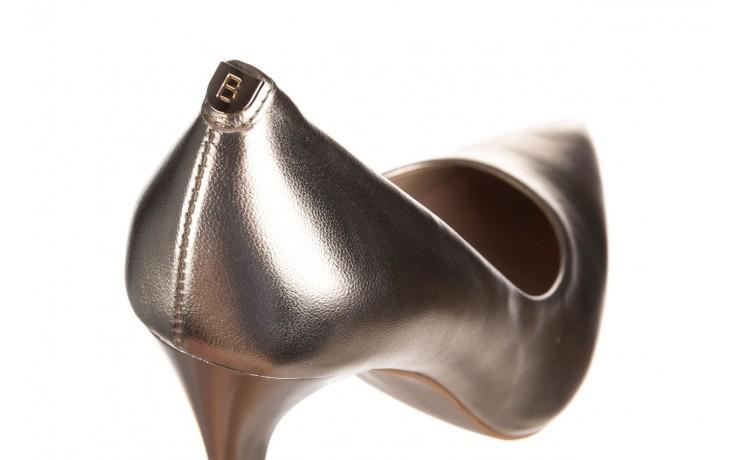 Szpilki bayla-056 2062-740 złoty, skóra naturalna  - czółenka - buty damskie - kobieta 5