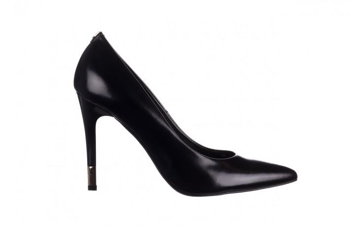 Szpilki bayla-056 2062-1278 czarny lico, skóra naturalna  - czółenka - buty damskie - kobieta