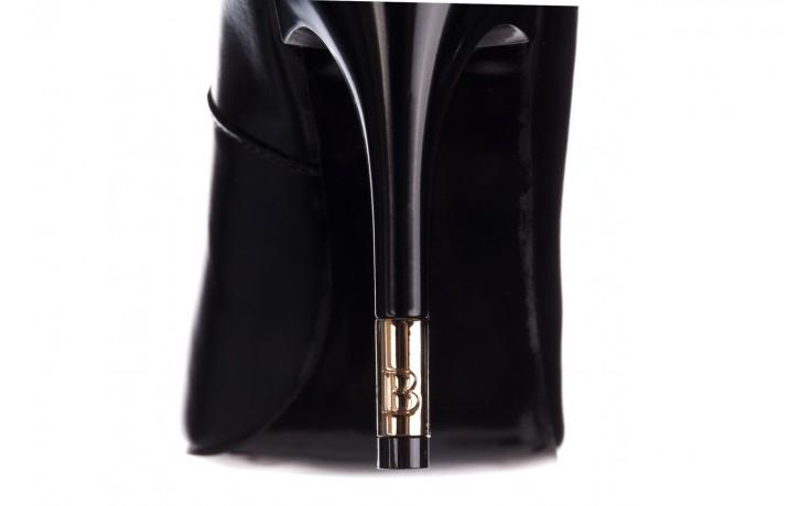 Szpilki bayla-056 2062-1278 czarny lico, skóra naturalna  - czółenka - buty damskie - kobieta 6