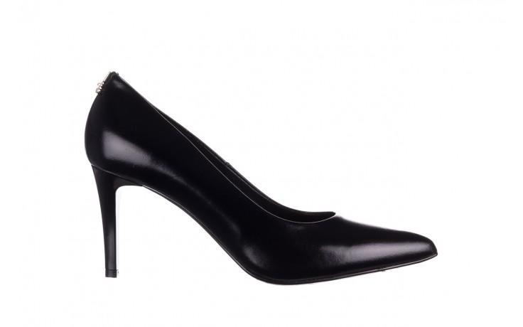 Szpilki bayla-056 7064-1278 czarny lico, skóra naturalna  - czółenka - buty damskie - kobieta