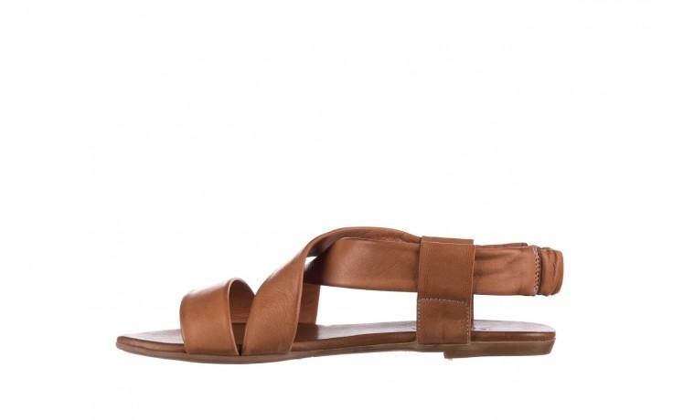 Sandały bayla-161 061 849 brąz, skóra naturalna 2
