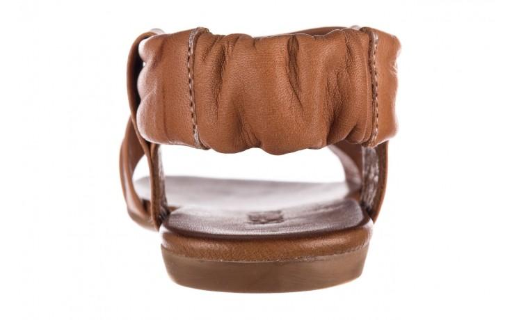 Sandały bayla-161 061 849 brąz, skóra naturalna 6
