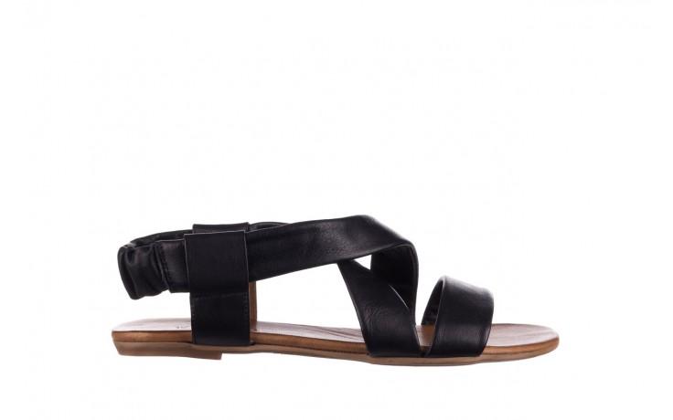 Sandały bayla-161 061 849 czarny, skóra naturalna  - bayla - nasze marki
