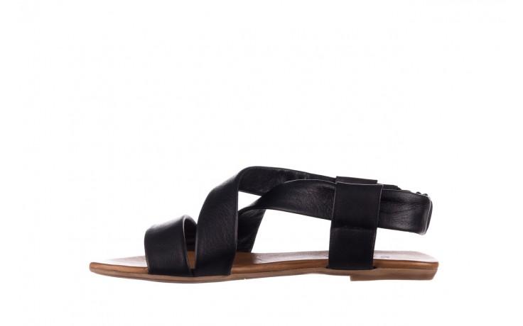 Sandały bayla-161 061 849 czarny, skóra naturalna  - bayla - nasze marki 2